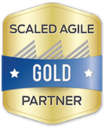 Partner Badge Gold 150px