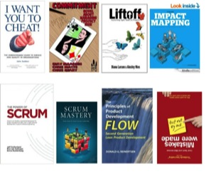 Recommended Agile Books from agil8