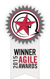 David Hicks voted Most Popular Scrum Professional 2015 Agile Awards