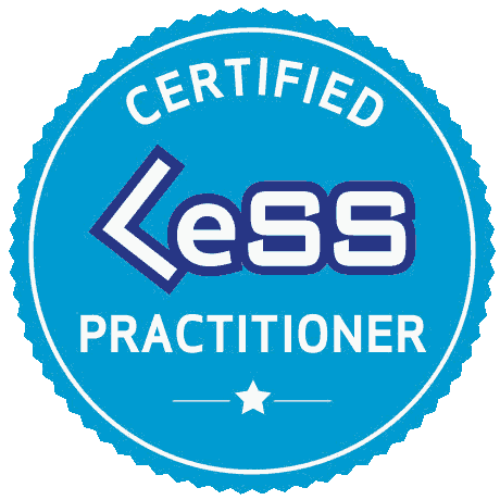NEW Certified LeSS (Large Scale Scrum) Practitioner training course from agil8