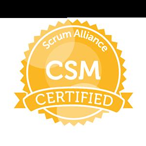 Certified ScrumMaster (CSM) | Agil8