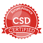 Scrum Alliance, Certified Scrum Developer (CSD) - Agil8