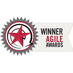 Winner of the Agile Awards
