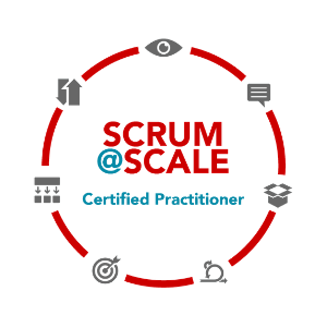 Certified Scrum@Scale Practitioner
