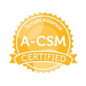Advanced Certified ScrumMaster (A-CSM)