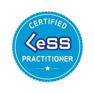 Certified LeSS (Large Scale Scrum) Practitioner
