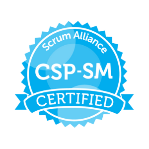Certified Scrum Professional for ScrumMasters (CSP-SM)