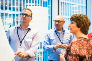 Blog: Ways of working work when an external agency forms the majority of the Scrum team