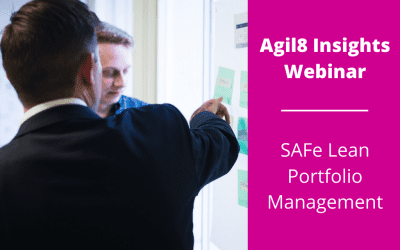 Watch: SAFe Lean Portfolio Management (LPM) Webinar