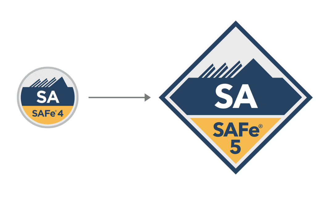 How to upgrade your SAFe certification to 5.0