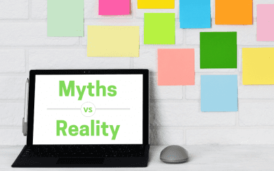 Dispelling the myths around online training