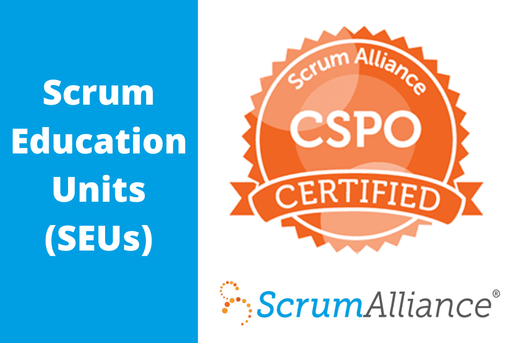 How can I earn SEUs to renew my CSPO certification?